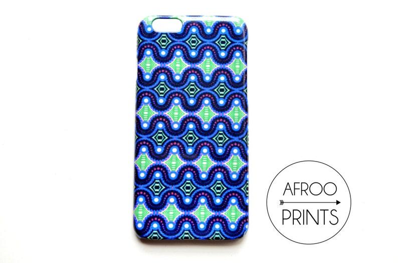 AFROOPRINTS African print smartphone shell Wax XX image 0