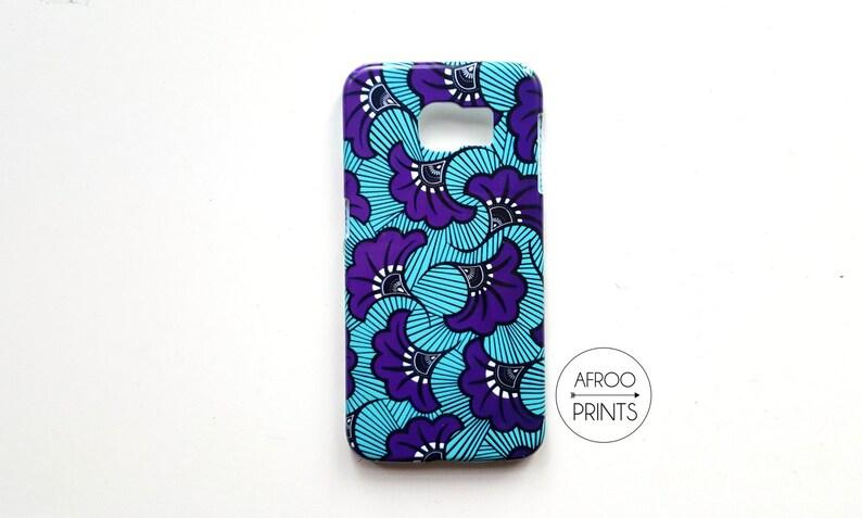AFROOPRINTS African wax XXIII print smartphone shell image 0
