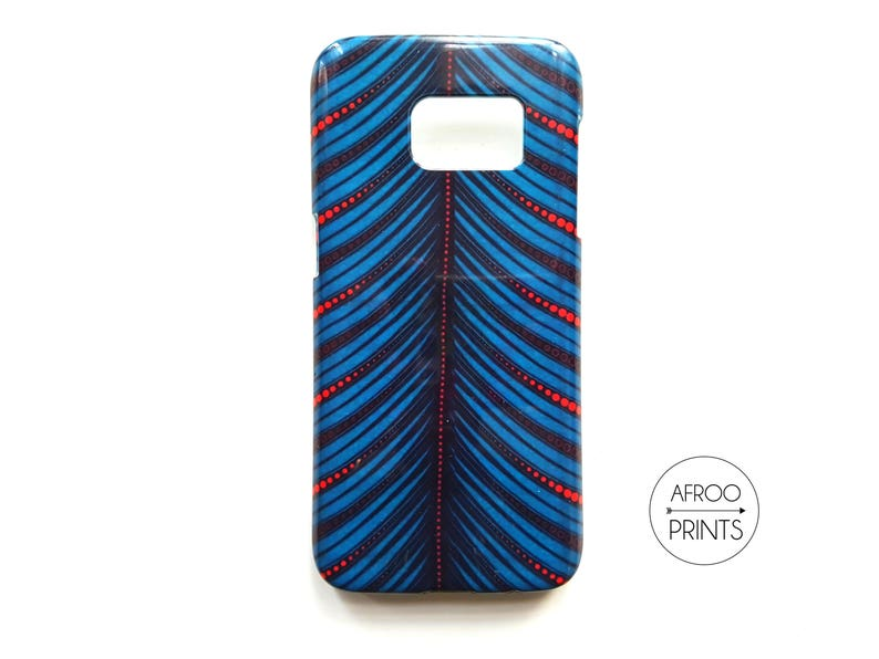 AFROOPRINTS Wax XLIX African print smartphone shell image 0