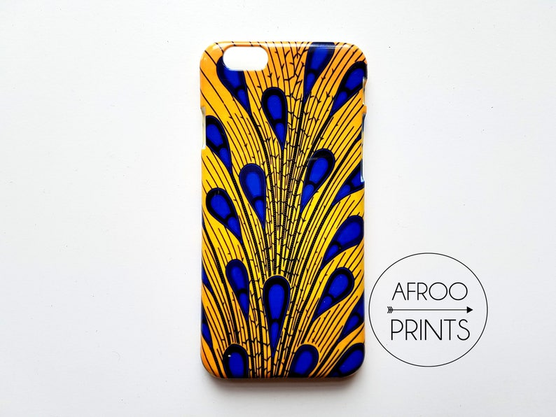 AFROOPRINTS African print smartphone shell Wax XXXIX image 0