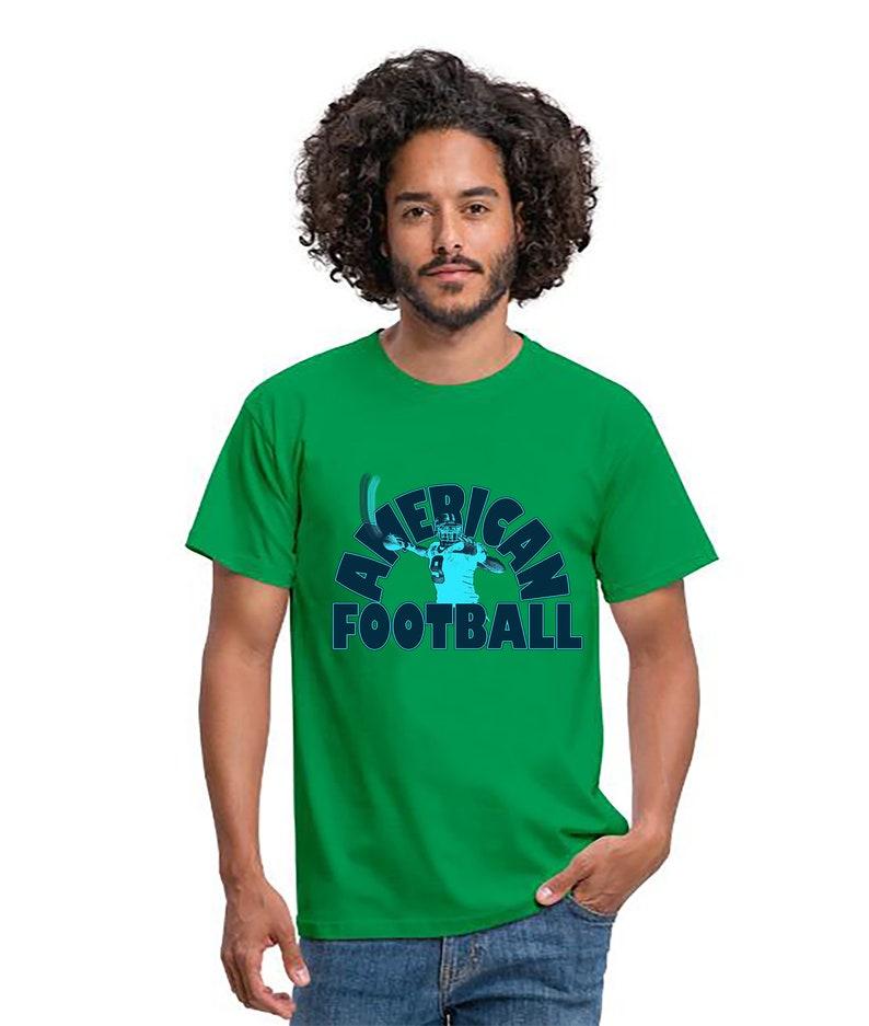 American Football T-Shirt American Football Shirt Super Bowl image 0