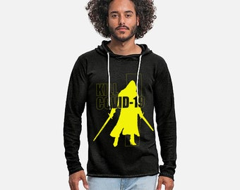 Killing Classic Unisex Hoodies Sweatshirts Cotton Birthday Gift / Christmas Virus Hooded Sweater Size: S-2XL