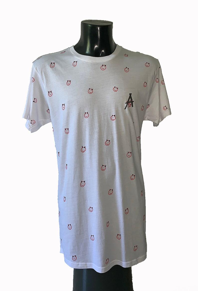 Extreme Longitudinal Shirt Devil Apostle13 T-Shirt Devil image 0