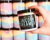 Sugar Scrub Unicorn Dreamer   Unicorn Soap Sugar Scrub   Sugar Scrubs   Whipped Sugar Scrub   Exfoliating Sugar Scrub