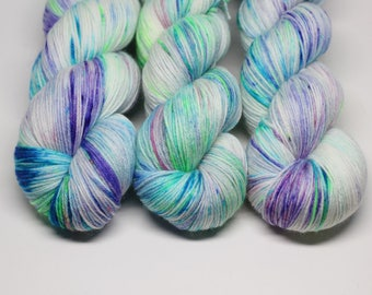 Disco Pop - Paradise MCN - Superwash Merino, Cashmere, Nylon Fingering