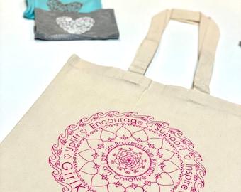GirlKind® Project Tote Bag