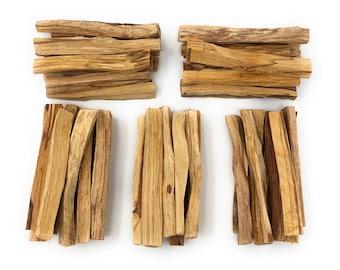 Palo Santo Sticks: 50 Pieces
