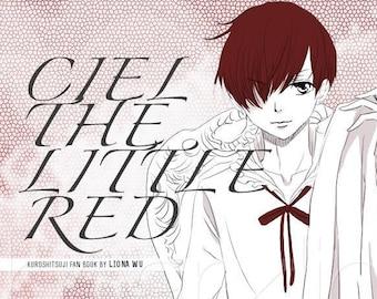 Ciel the Little Red - Kuroshitsuji Doujinshi digital download