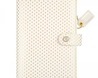 Webster's Pages Gold Dot Personal Planner