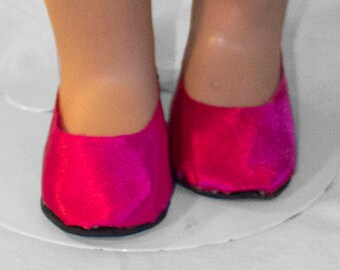 """Doll Shoes that fit American Girl, Madame Alexander, Journey Girl & Most Other 18"""" Style Dolls. They're Great for Birthday Party Favors Too!"""
