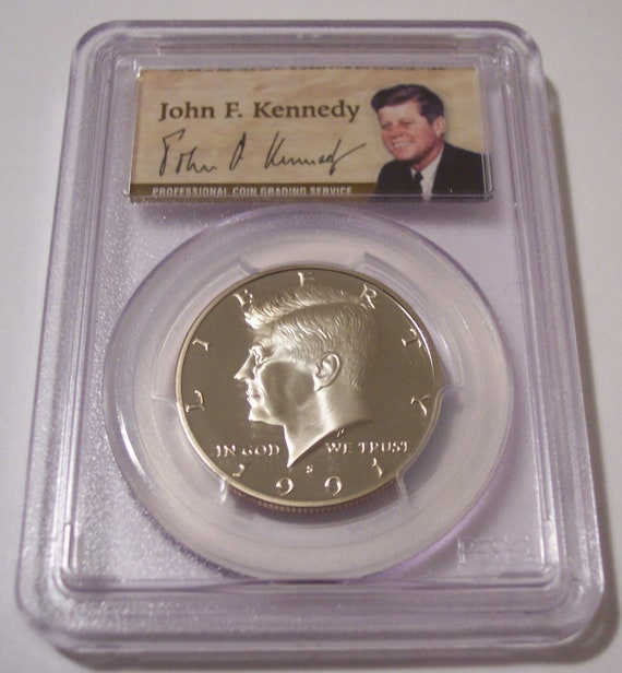 Same Day Shipping!! Clad DCAM  Proof 2018-S Kennedy Half Dollar