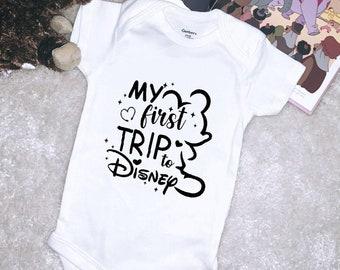 Not a Regular Baby I/'m a Disney Baby toddler Disney Onesie Mickey Disney Baby OnePiece Tee newborn Disney Baby Magic Kingdom Romper