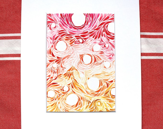 "Limited Edition Giclee Print | ""Portals"""