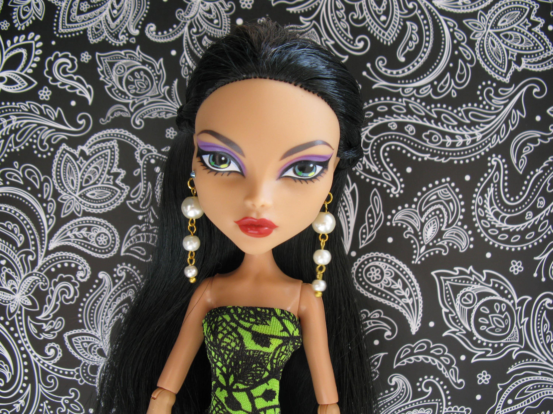 c27198b64 Doll clothing jewelry earrings 1 6 bjd liv moxie monster high