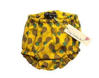 Pineapple Fruit Nappy / Diaper Cover