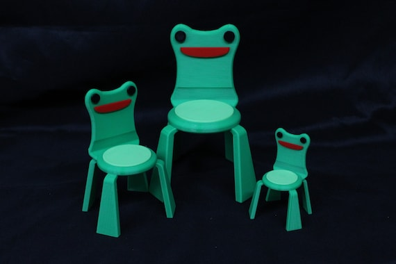 Froggy Chair Etsy