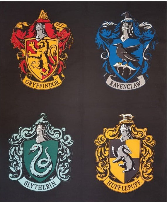 "Ravenclaw Baby Bib /""House Crest/"" Harry Potter Hogwarts All Over Print"
