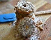 Crumb Cake Donuts