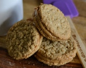 Peanut Butter Heavens - Large 2.5 inch Cookies!
