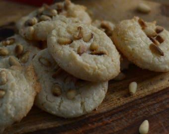 Pignoli Cookies (Naturally Gluten Free)