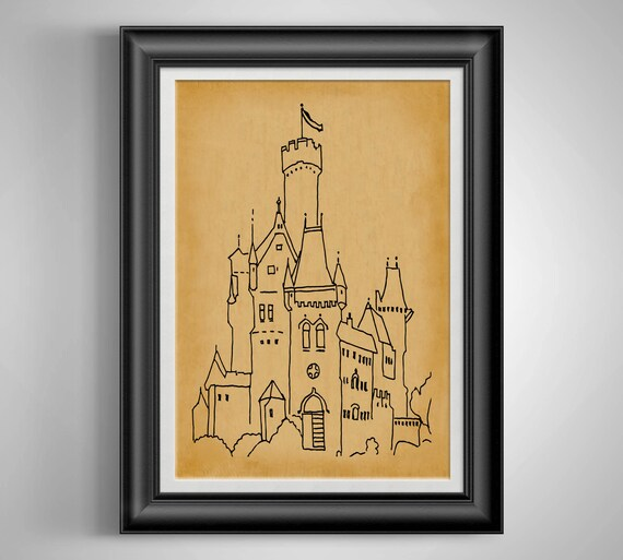 Fantasy Castle Fairytale Gifts Fairytail Fairy Tale