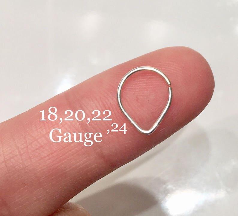 Cartilage Earrings Earrings Ear Jacket Twisted Ear cuff,Boho Jewelry,Fake Conch piercing,Conch piercing