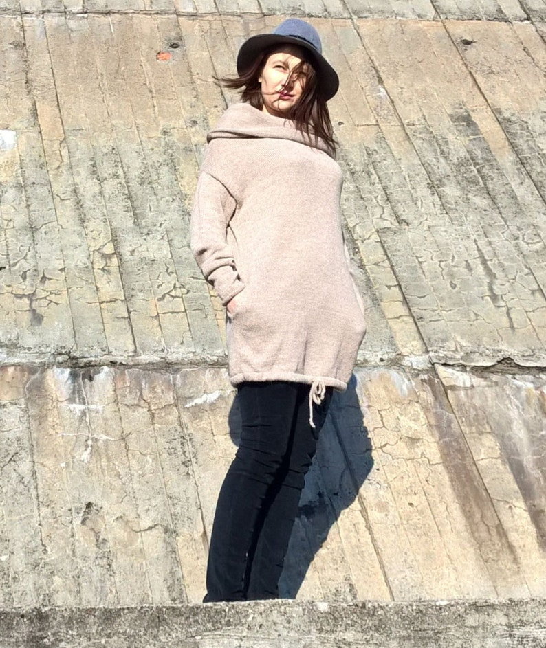 Oversized sweaters   Sweaters for women   Eco friendly  f35383c8b