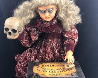 Summoning the Dead porcelain horror doll