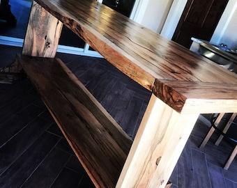 Pub Bar Height Table