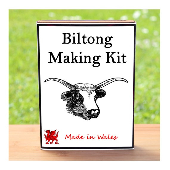 Meat Lover Gift - Biltong Making Kit - Make Your Own Biltong