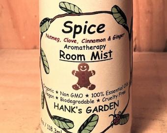 Aromatherapy Room Mist