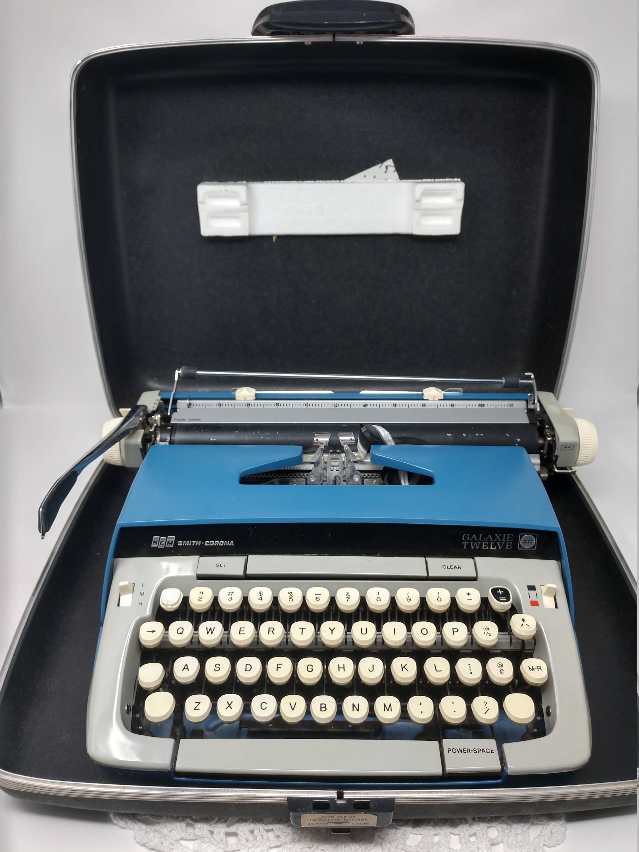 Dating Your Smith-Corona Typewriter