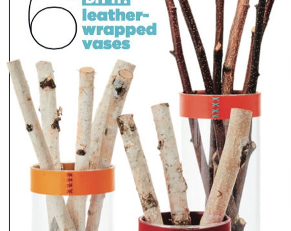 HGTV Crafting Sticks/18 Piece Set/As Seen In October 2018 Edition/White Birch Crafting Sticks/HGTV Craft Sticks