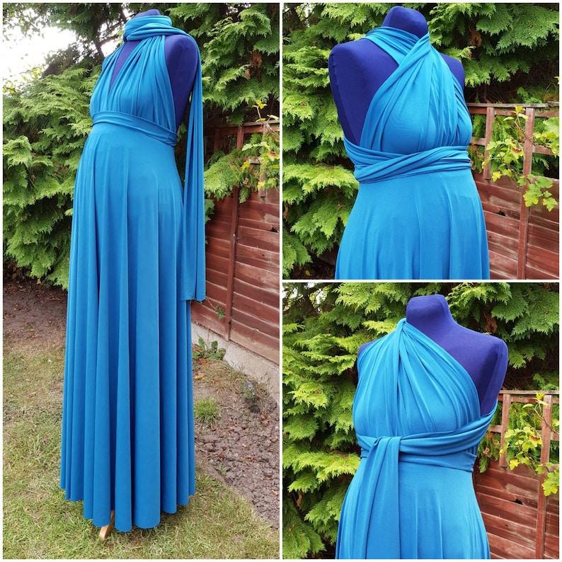 d13e8c57f2969 Maternity Bridesmaid Dress Infinity Dress Maternity Infinity   Etsy