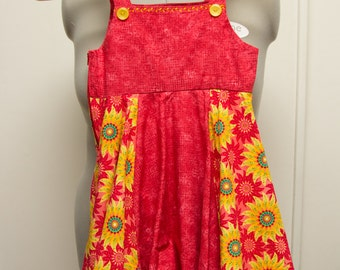 Little Girl's Spring/Summer fully lined size 8 dress