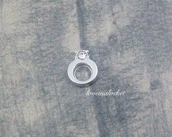 Pendant Married Charm Wedding Ring Pendant Tibetan Silver