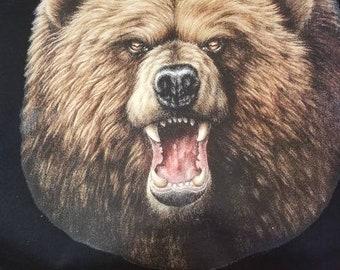 Growling Bear T Shirt