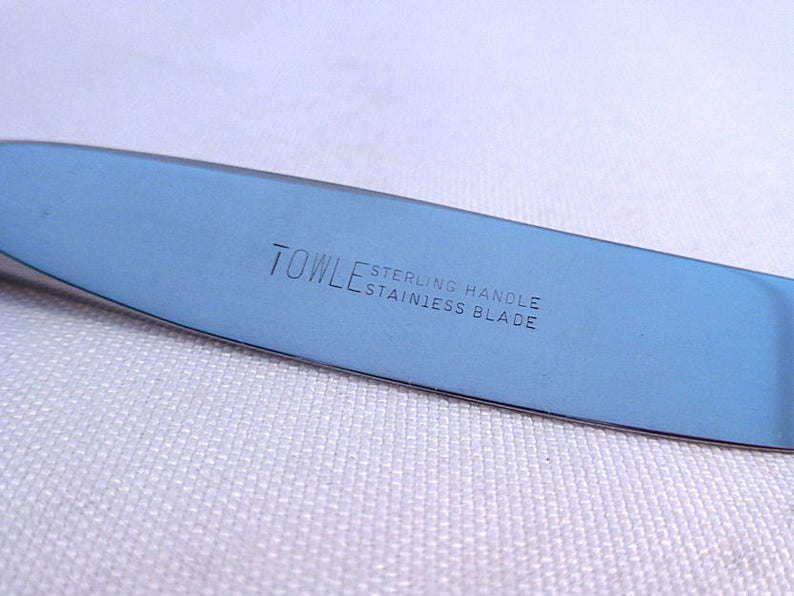 Old Master-Towle Sterling HH Butter Spreader s