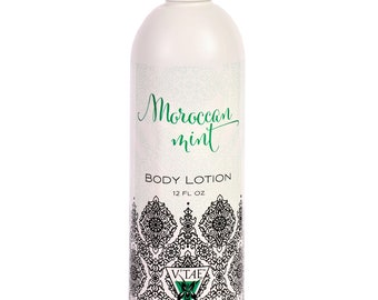 Moroccan Mint Body Lotion, 12oz
