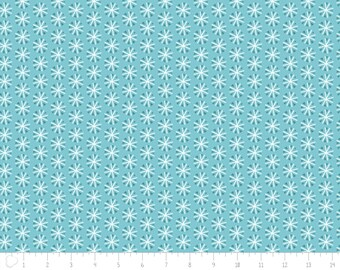 Snowflake, Snow Fall, Camelot Fabric, tide, cotton