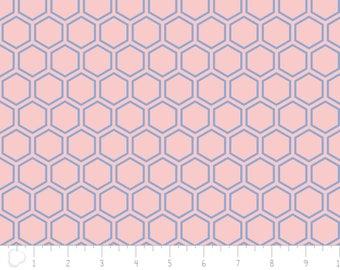 Rose Quartz & Serenity, 4142105, col 01, Camelot Fabrics, multiple quantity cut in one piece, 100% Cotton