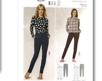 Burda, Pants, 6750, new, uncut