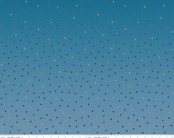 Midnight Blue, 8350, Riley Blake, cotton quilt, cotton designer