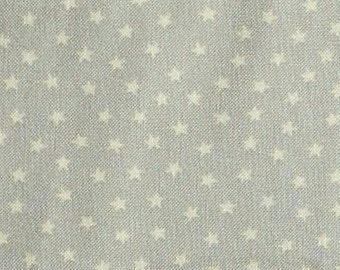 Star, light gray, Andover, 9166, cotton, cotton quilt, cotton designer