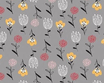 Flower fields, 21181006, col 02, Field of Poppies, Camelot Fabrics, 100% Cotton