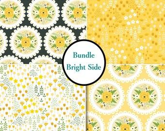 Kit 4 prints, Bright Sid, 1 of each print, Bundle, collection, (Reg 15.96 - 71.96)