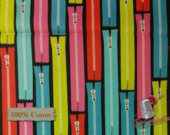 Zippers, Sew Much Fun, Nadia Hassan, Studio e, 3811, Studio e, multiple quantity cut in one piece, 100% Cotton
