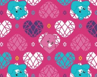 Care Bears, 44010304, col 01, Camelot Fabrics, cotton, cotton quilt, cotton designer