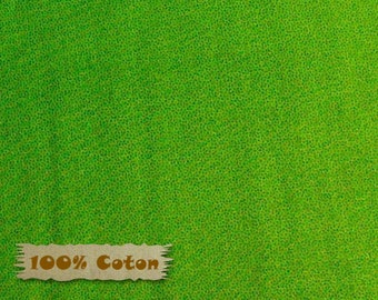 MDGRE, GREEN, Crystals, Red Rooster, 26784, 100% Cotton, plain textured, (Reg 2.99-17.99)