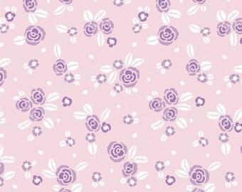 Flower, Bear Hug, 21181503, col 03, Camelot Fabrics, 100% Cotton